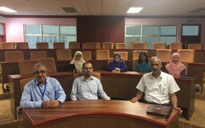Technical Talk by Professor Amir Hussain, University of Sterling, UK